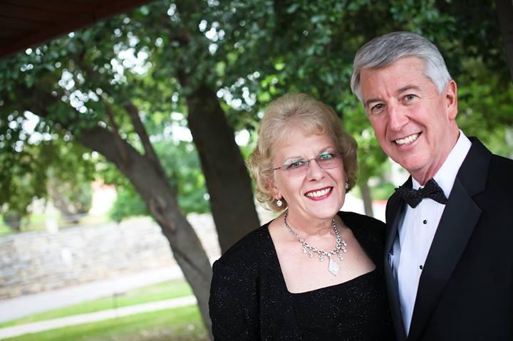 Tim and Lyndsay Lambert