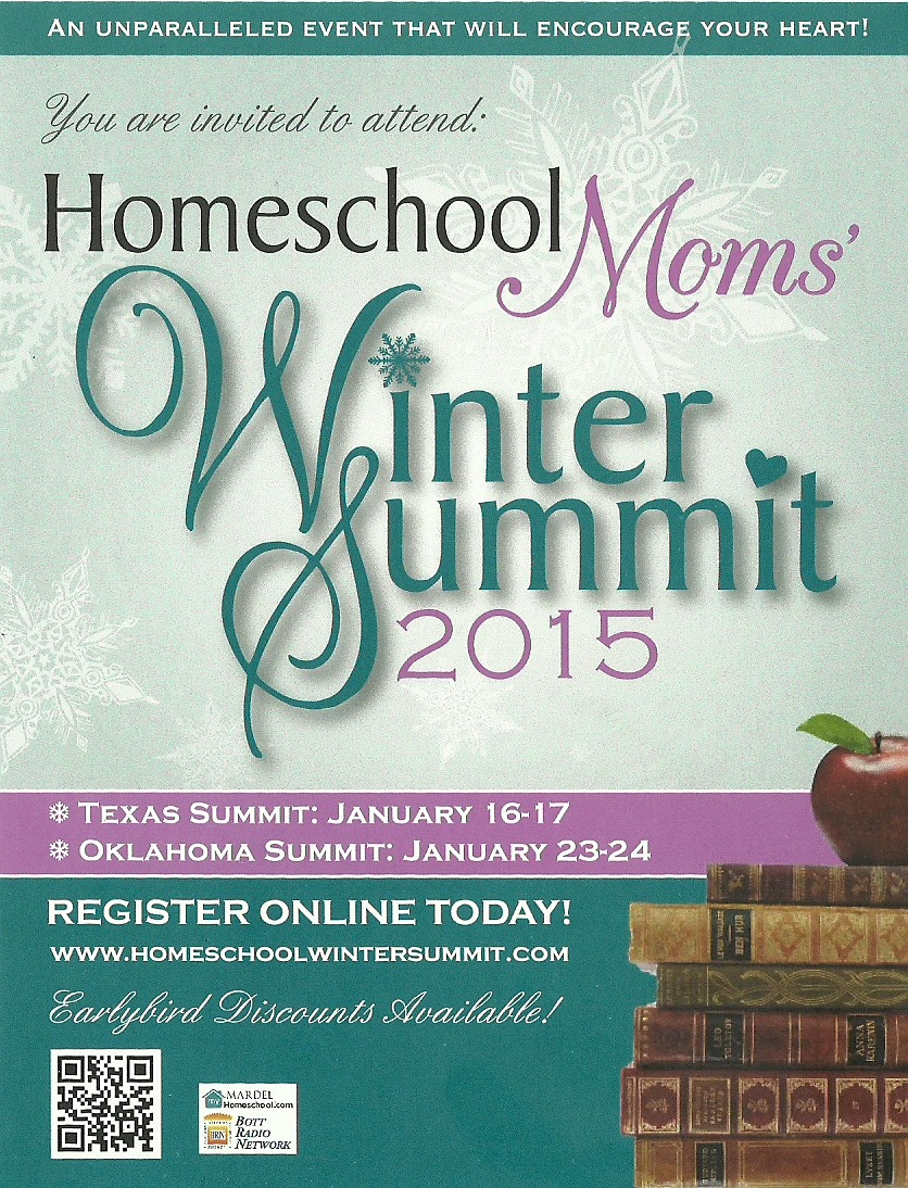homeschool winter summit 2015