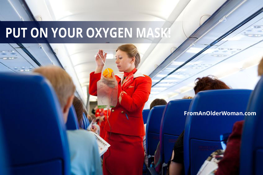 Put On Your Oxygen Mask