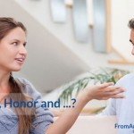 To love, honor and . . . ?